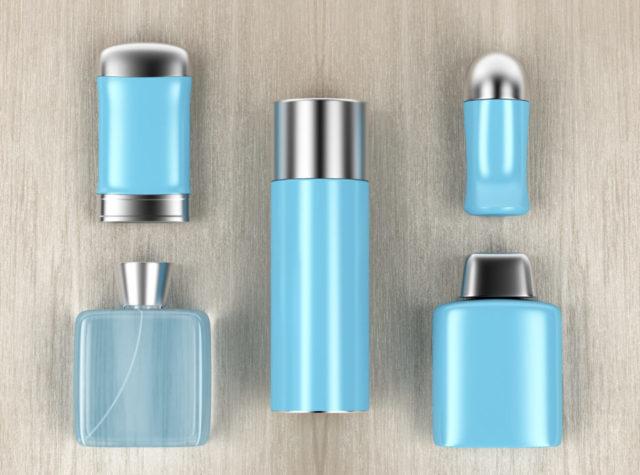 メンズ化粧水のボトル